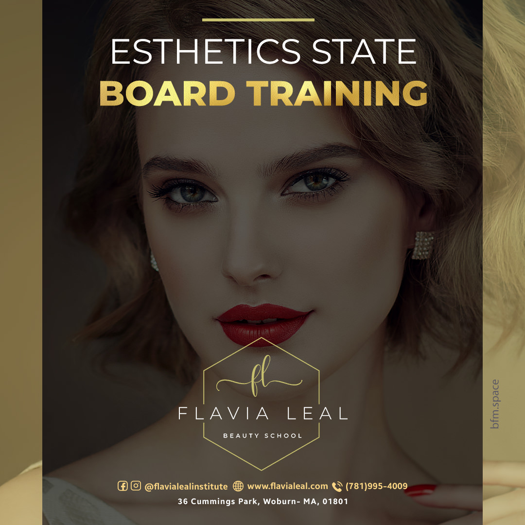 ESTHETICS STATE BOARD TRAINING
